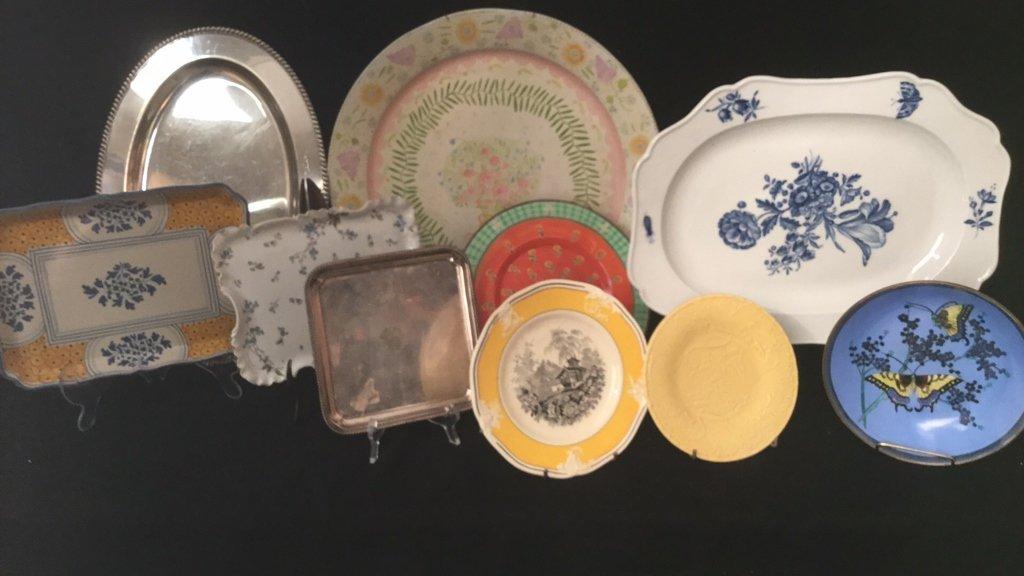 Decorative Platter Group