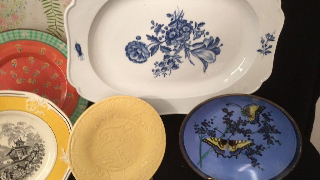 Decorative Platter Group - 2