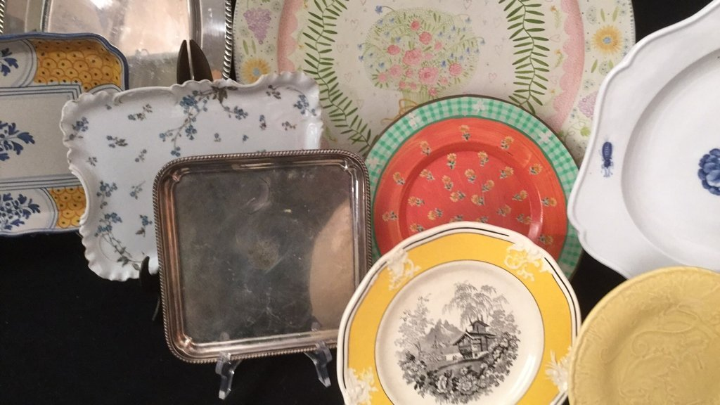 Decorative Platter Group - 3