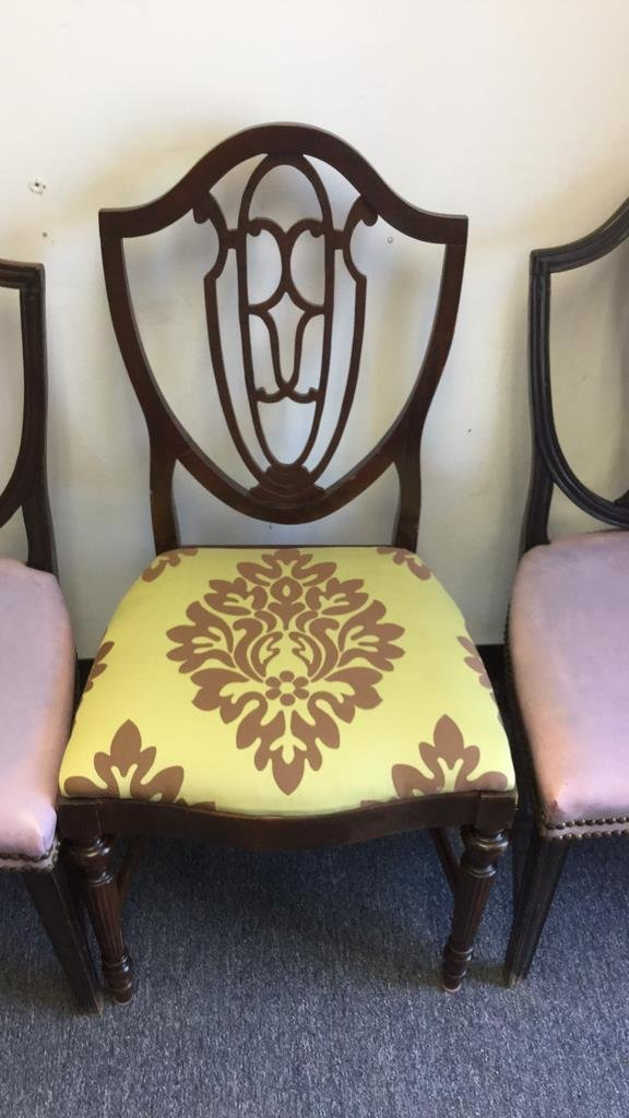 Vintage Chair Group Lot - 3