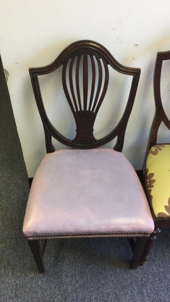 Vintage Chair Group Lot - 5