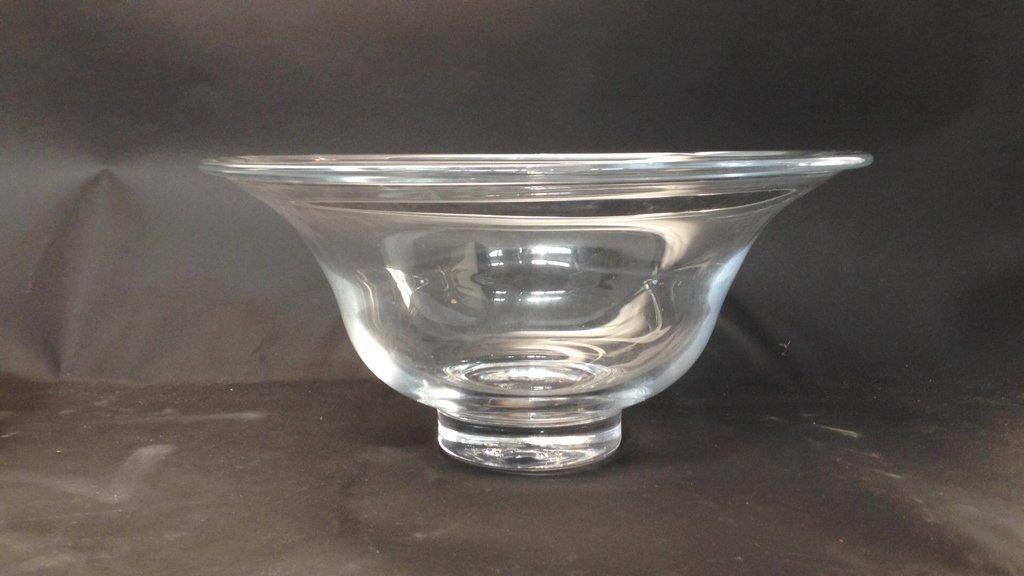 Vintage Glass Bowl & Vase Set - 4