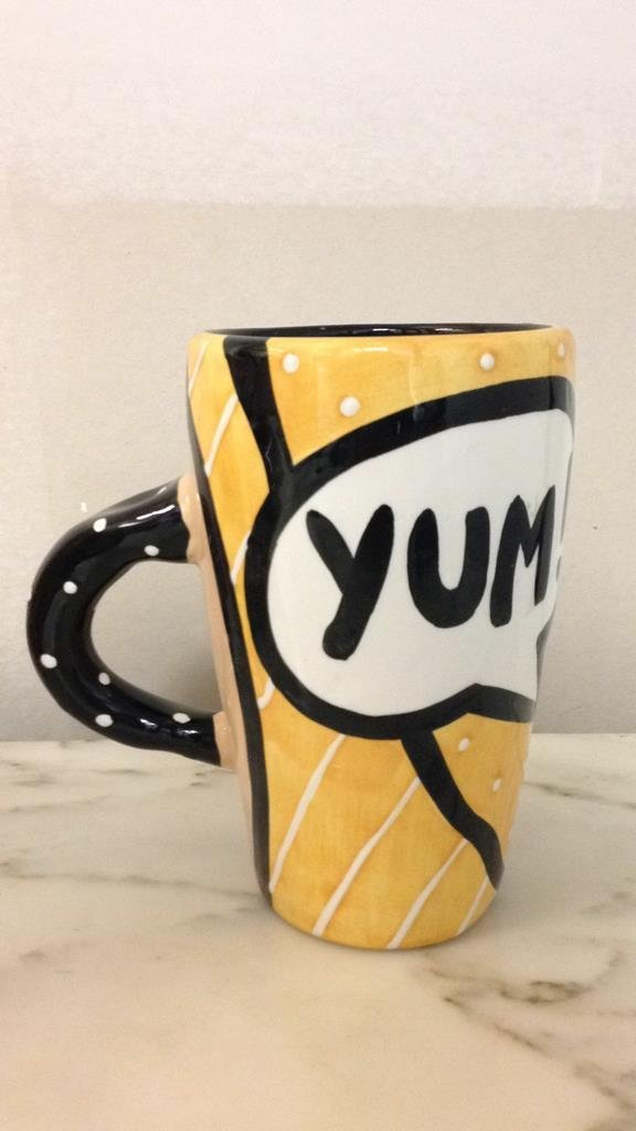 YUM Mugs Set of 6 - 2