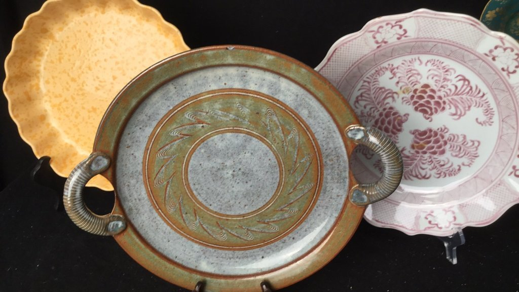 Group of Serving Platters and Trays - 2
