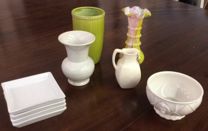 Mixed Group lot Of Dishes & Porcelain