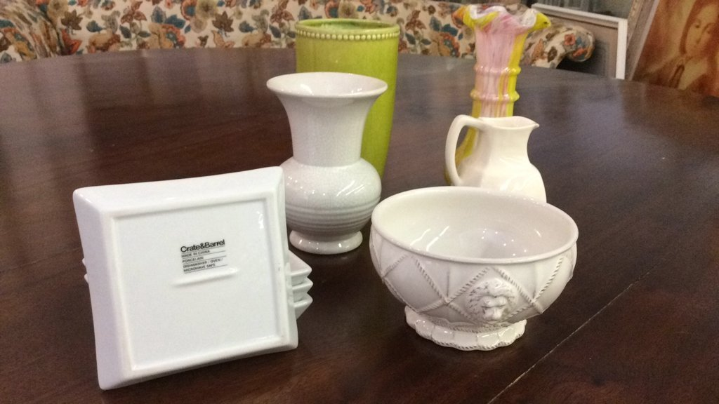 Mixed Group lot Of Dishes & Porcelain - 4
