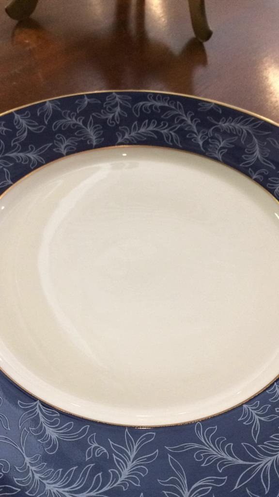 LIMOGES Pair of Plates - 4