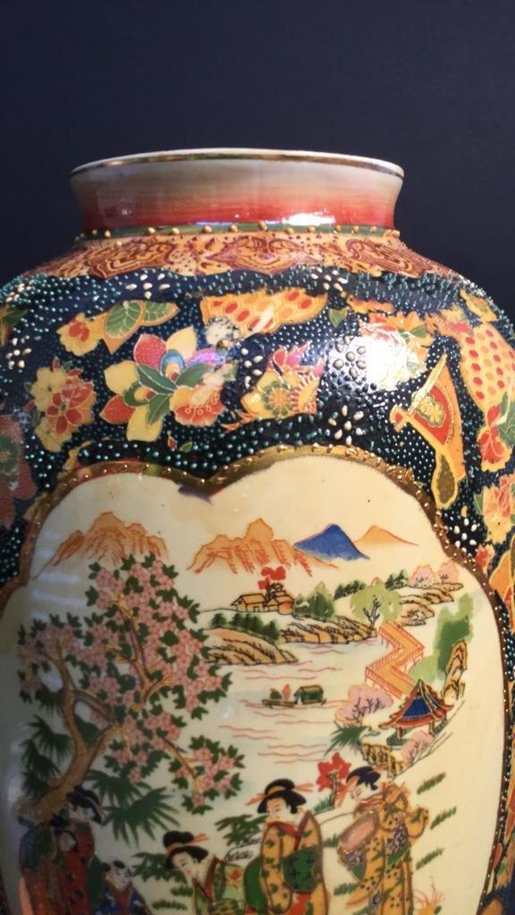 Asian Vintage Pottery - 4
