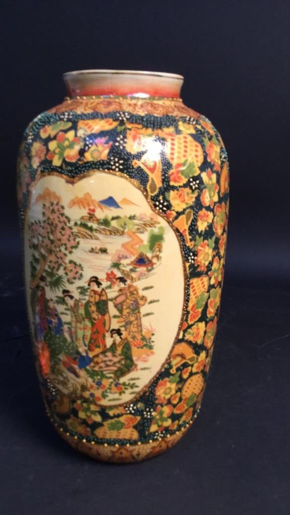 Asian Vintage Pottery - 6