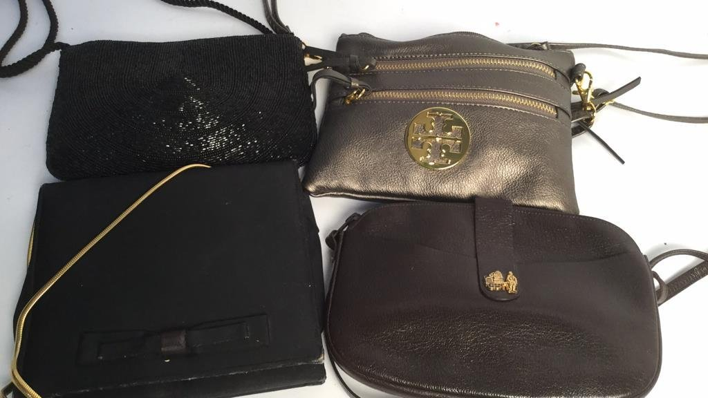 4 purses small shoulder bags