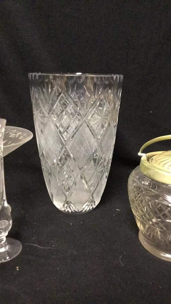 15 Plus Cut Crystal Group Lot - 5