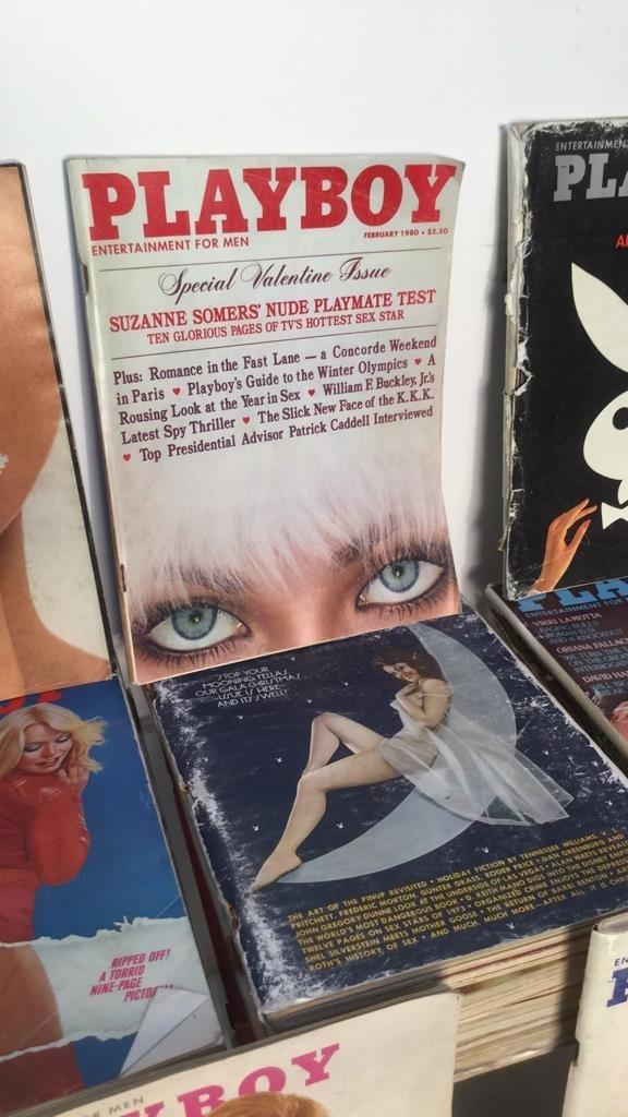 Playboy Magazine Collection 1960-1980 - 3