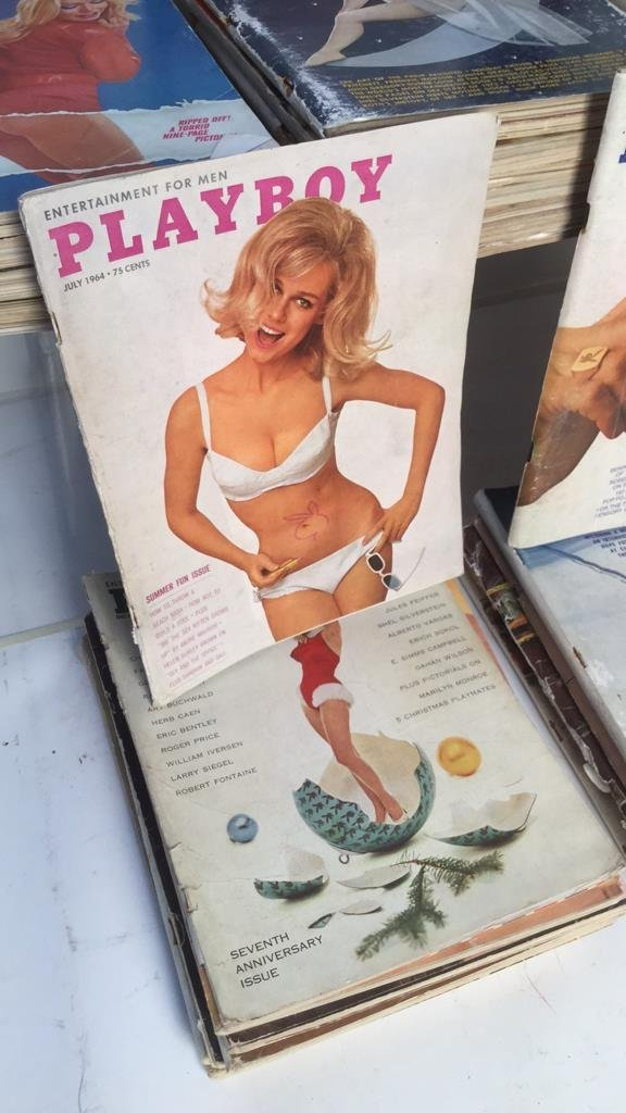 Playboy Magazine Collection 1960-1980 - 6