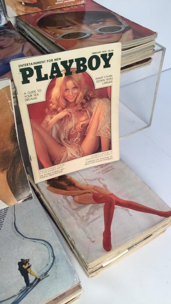 Playboy Magazine Collection 1960-1980 - 8