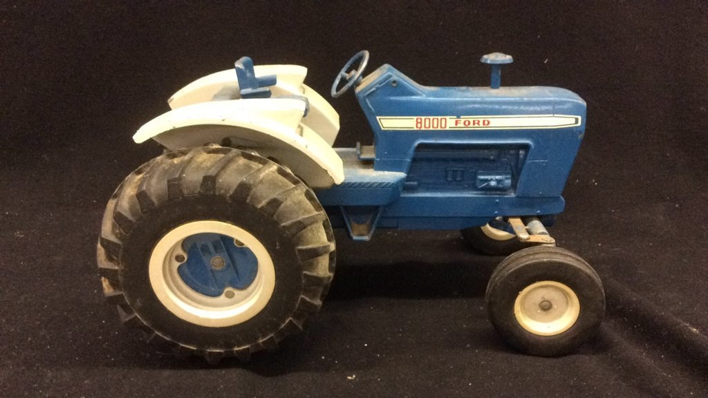 Vintage Toy Ford Tractor