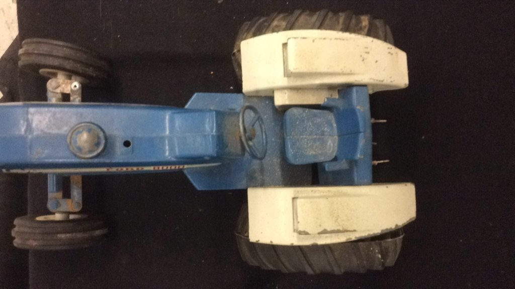Vintage Toy Ford Tractor - 4
