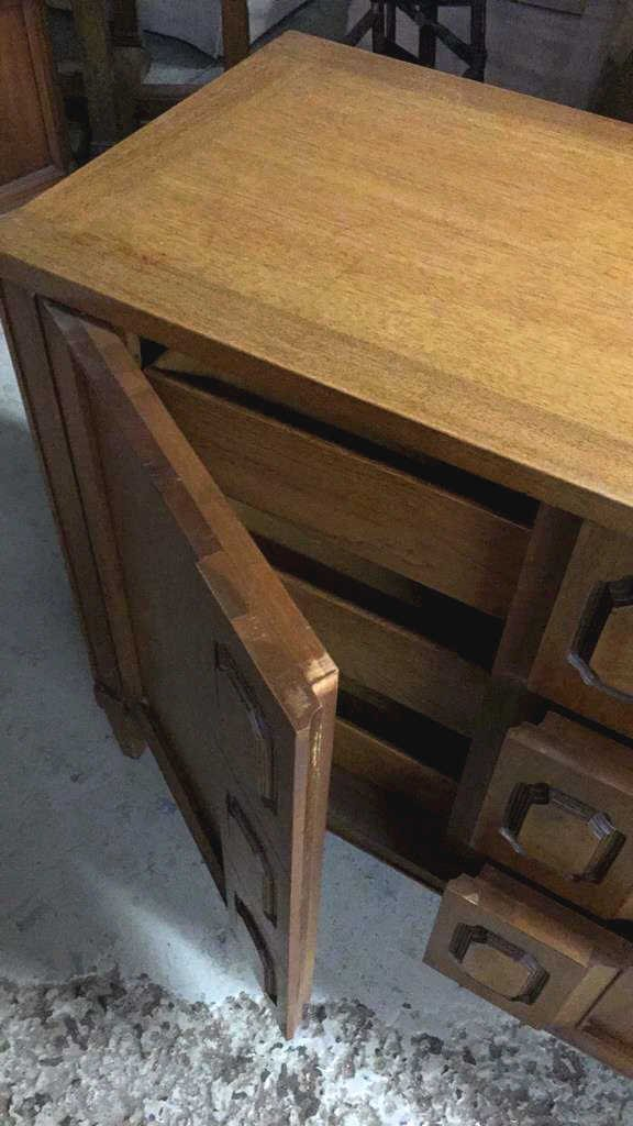 Vintage Storage Console or Chest - 3