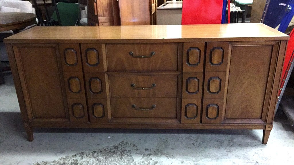 Vintage Storage Console or Chest - 4