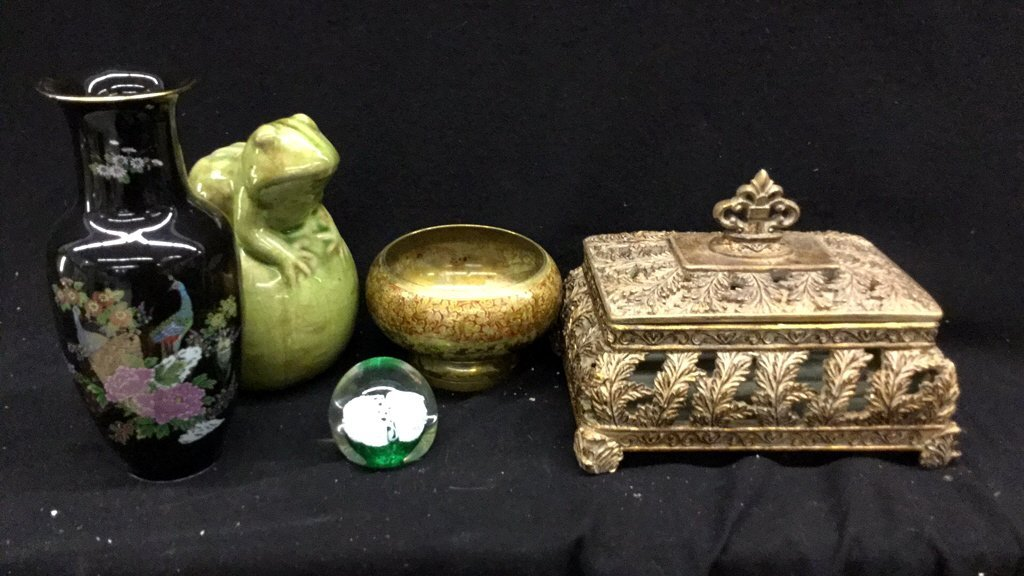 Mixed Lot Of Pottery And Other Miscellaneous Items