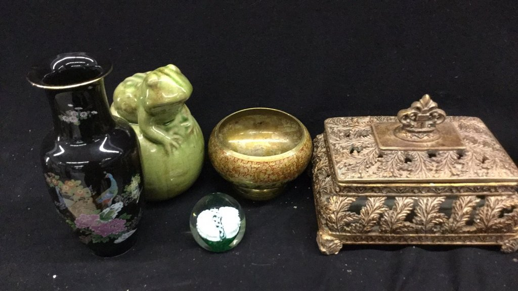 Mixed Lot Of Pottery And Other Miscellaneous Items - 2