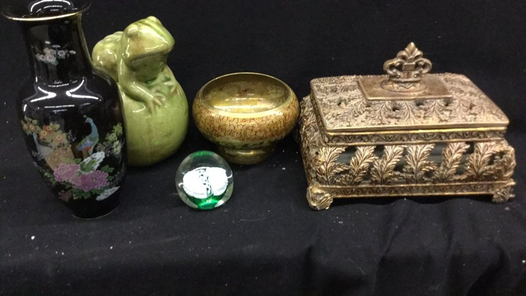 Mixed Lot Of Pottery And Other Miscellaneous Items - 5