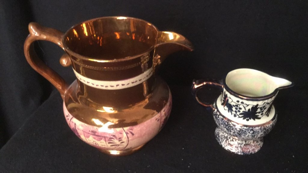 East Asian Table Items Group Lot - 5