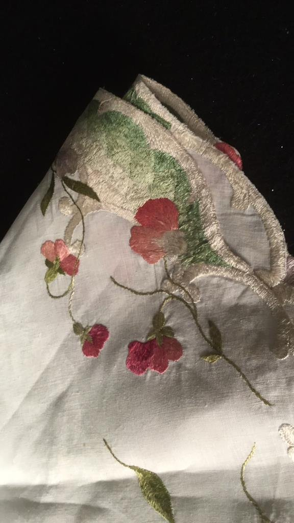 Lace and Embroidery Group lot - 3