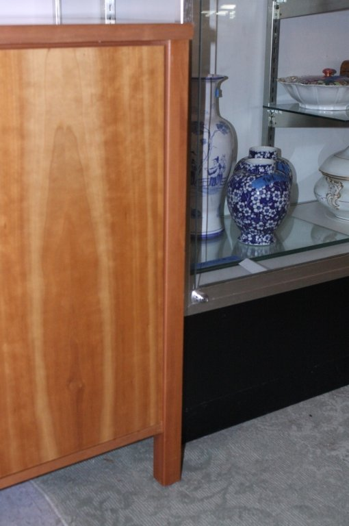 Transitional Style Buffet Cabinet - 6