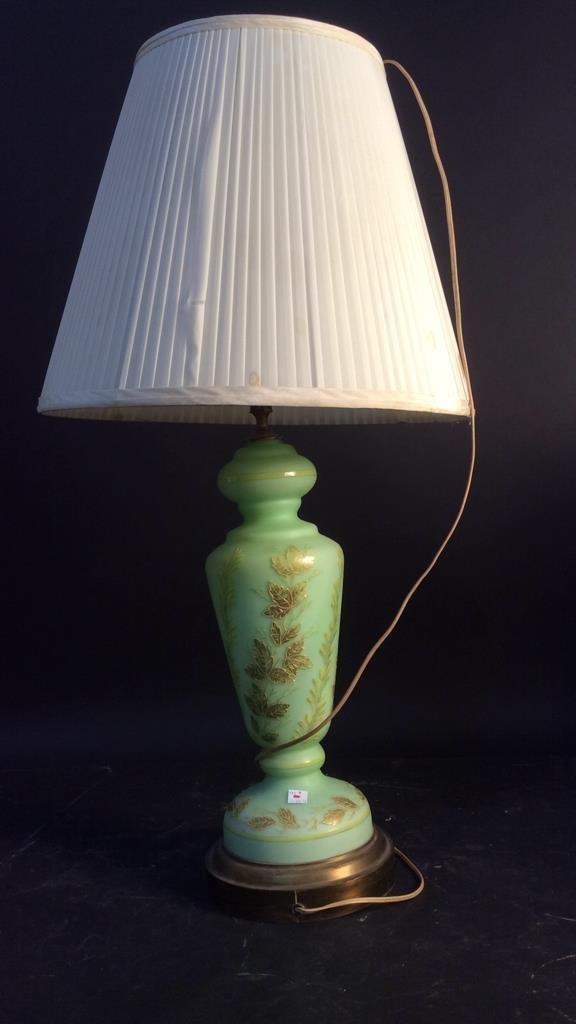 Ceramic Corner Table Lamp - 2
