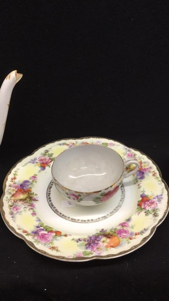 7 Piece China Set Of Mixed Marked Items - 5