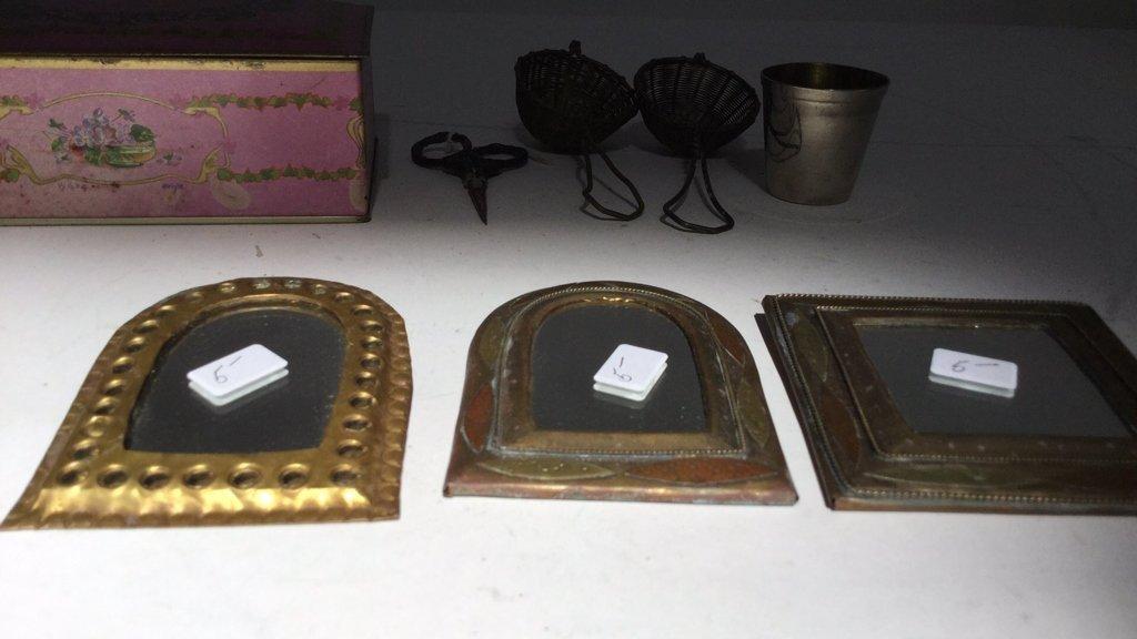 Assorted Antique Vanity Item - 2