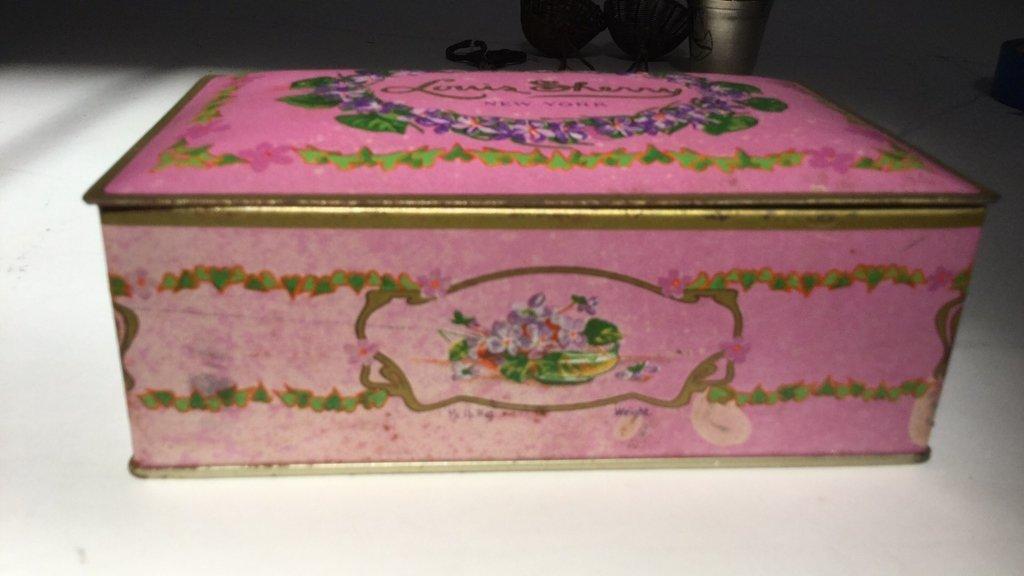 Assorted Antique Vanity Item - 3
