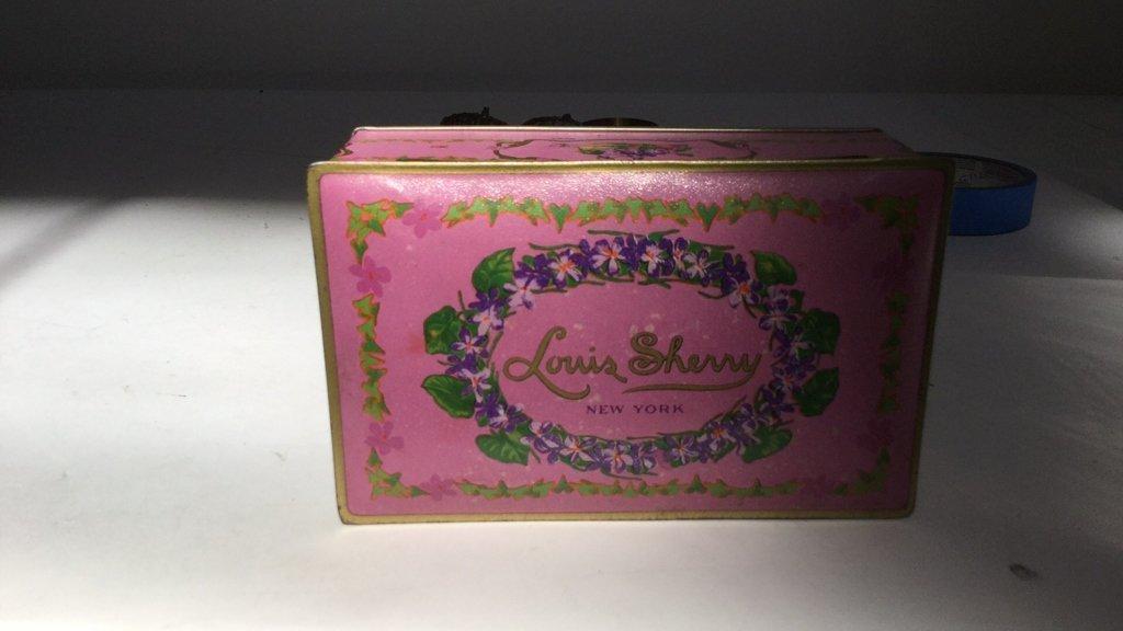 Assorted Antique Vanity Item - 4