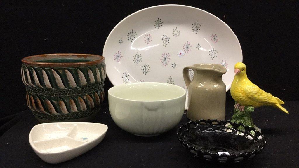 Ceramic Display Group Lot of 7