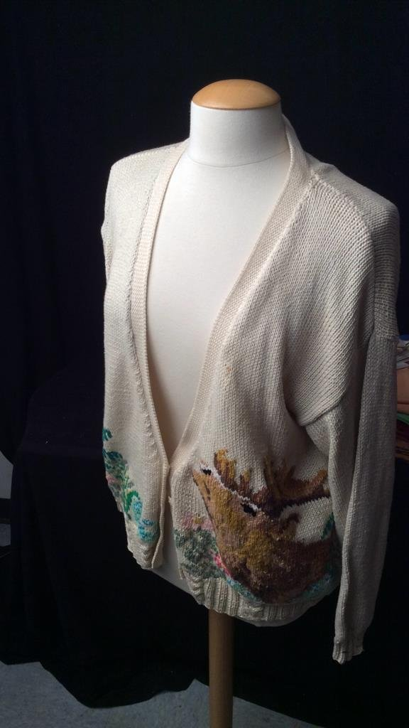 SHE AND FRIENDS Cardigan
