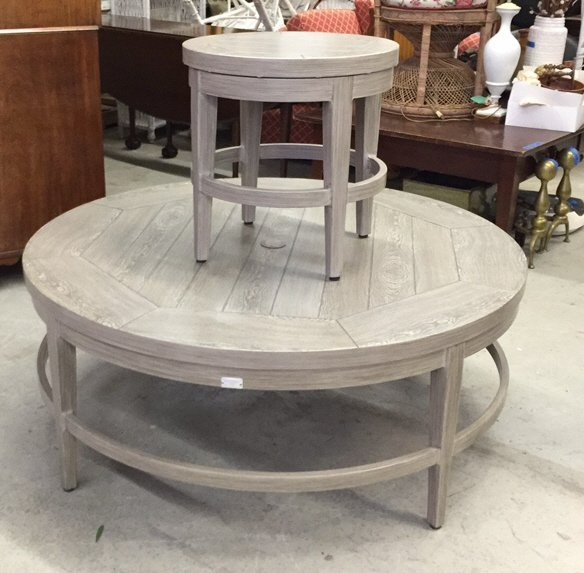 COUNTRY WILLOW Outdoor Patio Tables by EBEL