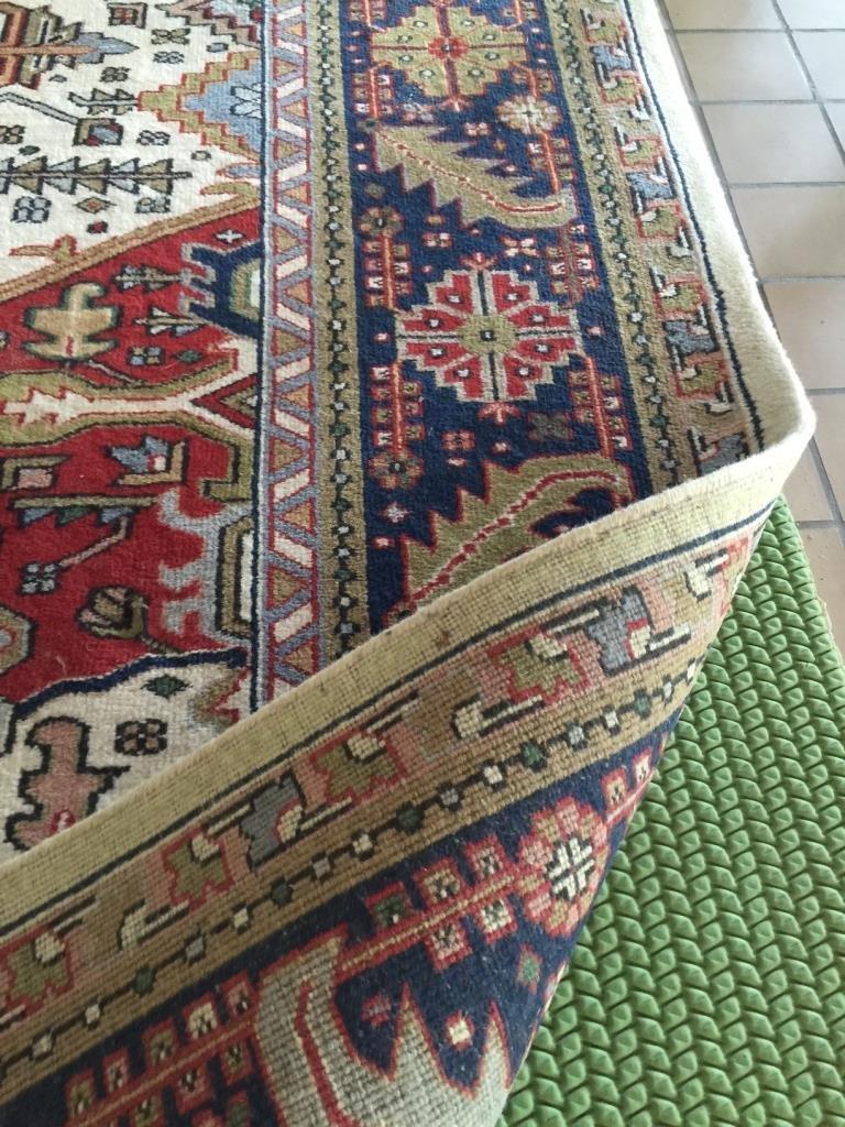 Indo-Heriz Carpet Late 19th Century