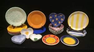 26 Piece Italian Plate/Bowl Set