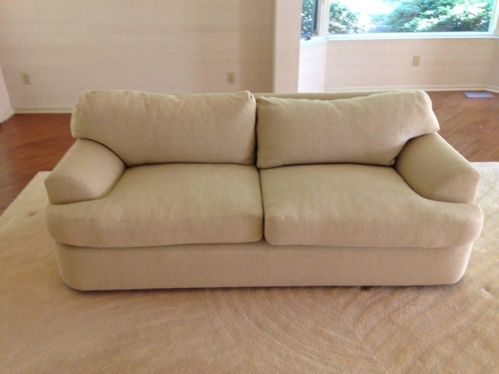 Vintage KREISS Upholstered Sofa