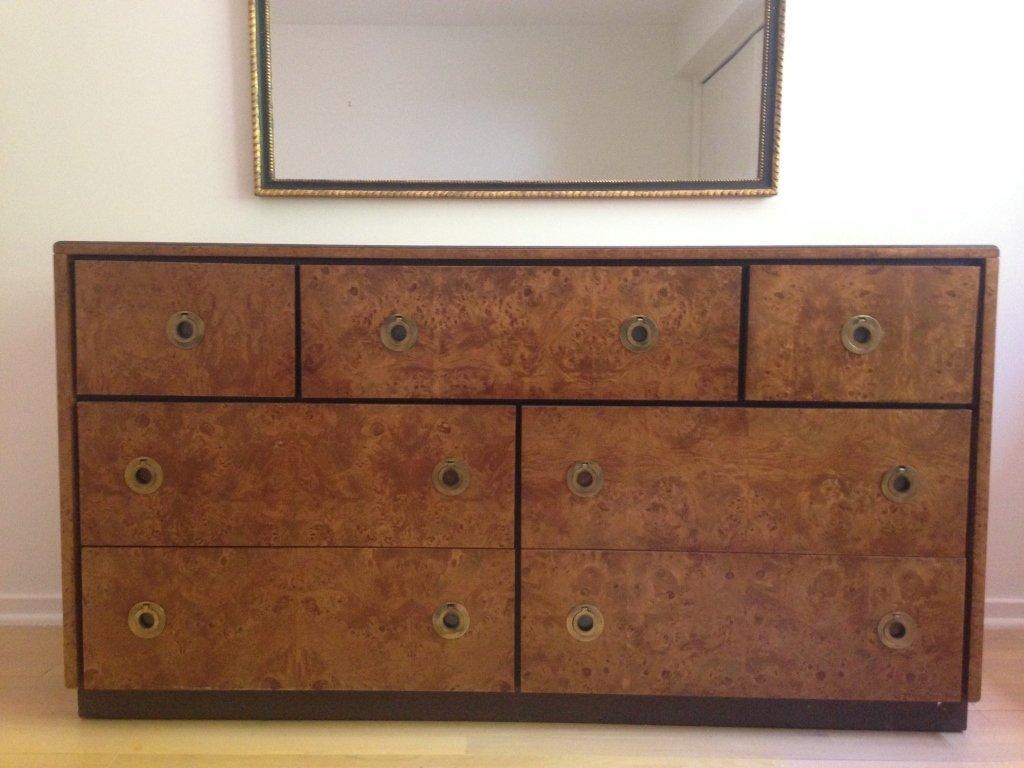 JOHN STUART INC NY Dresser & Night Table