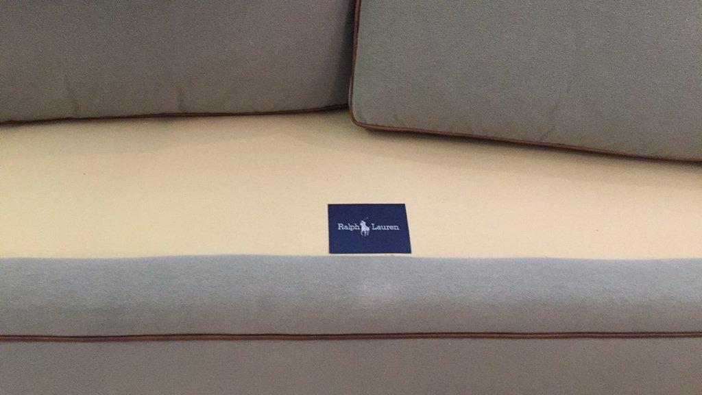Ralph Lauren Streamline Upholstered Sofa - 3