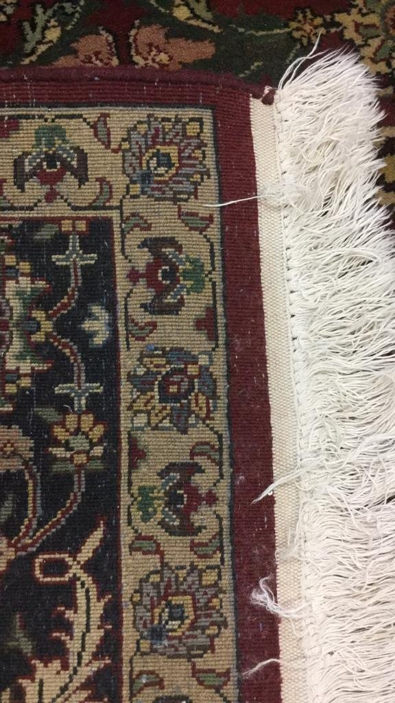Hand Knotted Wool ABC Carpet Area Rug - 7