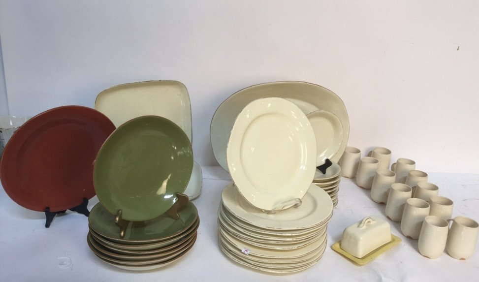 Vertri Set of 44 dishes