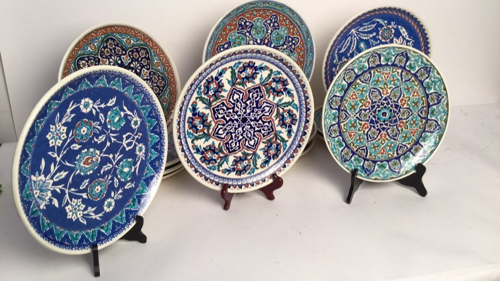 Frank Macintosh Turkish Plate Set - 4