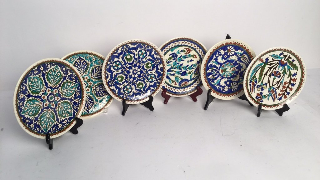 Frank Macintosh Turkish Plate Set - 5