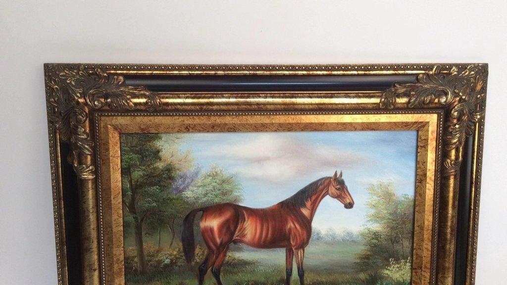JAMES THIEME Signed Oil on Canvas - 3