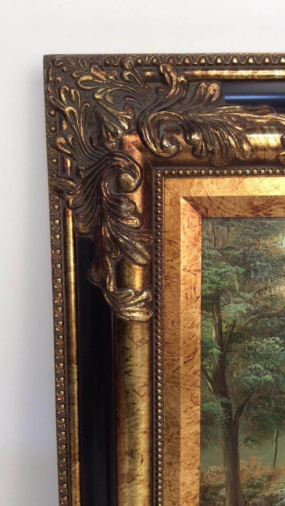 JAMES THIEME Signed Oil on Canvas - 7