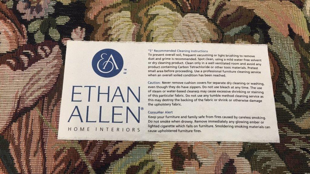 Ethan Allen Sofa - 5