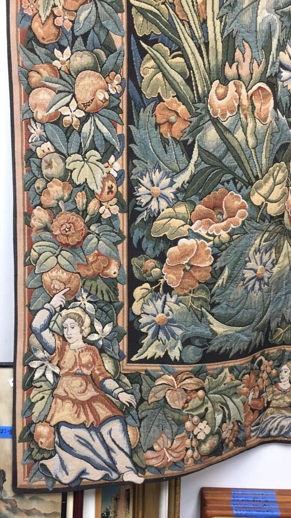 Vintage Tapestry - 2