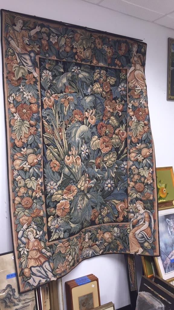 Vintage Tapestry - 4